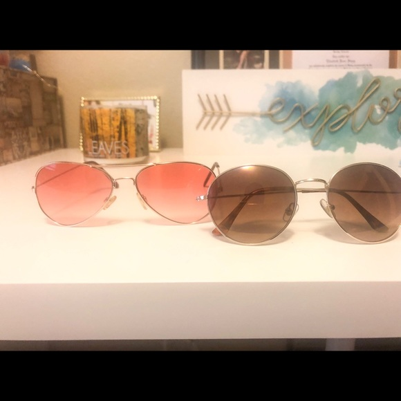 bfc66cc78e4e Macy's Accessories | Warm Tone Sunglasses | Poshmark